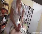 MASSEUSE WITH BIG NATURAL TITS TAKES CASH FOR SEX from سکسی ھوٹ انڈین