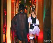 Twistys.com - Naughty halloween games xxx scene with Chanell from gaye xxx
