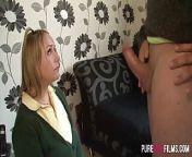 PURE XXX FILMS Shagging NOT my Skanky Stepdaughter from video noden xxx