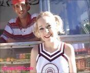 ice cream truck teen schoolgirl.mp4 from truck manuel