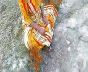 Village desi bhabhi and devar outdoor shot back home from marathi kaki sexabi devar