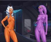 Let's play Star Wars Orange Trainer Uncensored Episode 44 from ben10 alien force gwen cartoon sexy