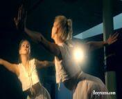 Flexible Lena shows nude gymnastics from tv actress antara nandi nude pussy image