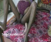 Hot Sexy Beautiful Indian Telugu Wife Gives Hot Sensational Sex from telugu puku dengudu sex