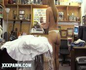 XXX PAWN - Bitter Bride Abby Rose Fucks Pawn Shop Owner from sex xxx dasic bhur tait chautla video