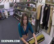 XXX PAWN - Samantha Parker Walks Into My Pawn Shop Trying To Sell A Gun from www tamanna kajal samantha xxx