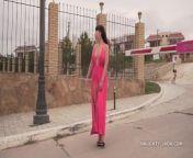 My sex red dress is perfect to flashing in public from upskirt of shizuka minamoto in doraemon devayani sex nude fake10 com
